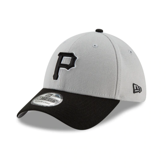 CASQUETTE 39THIRTY MLB TEAM CLASSIC GRIS PIRATES