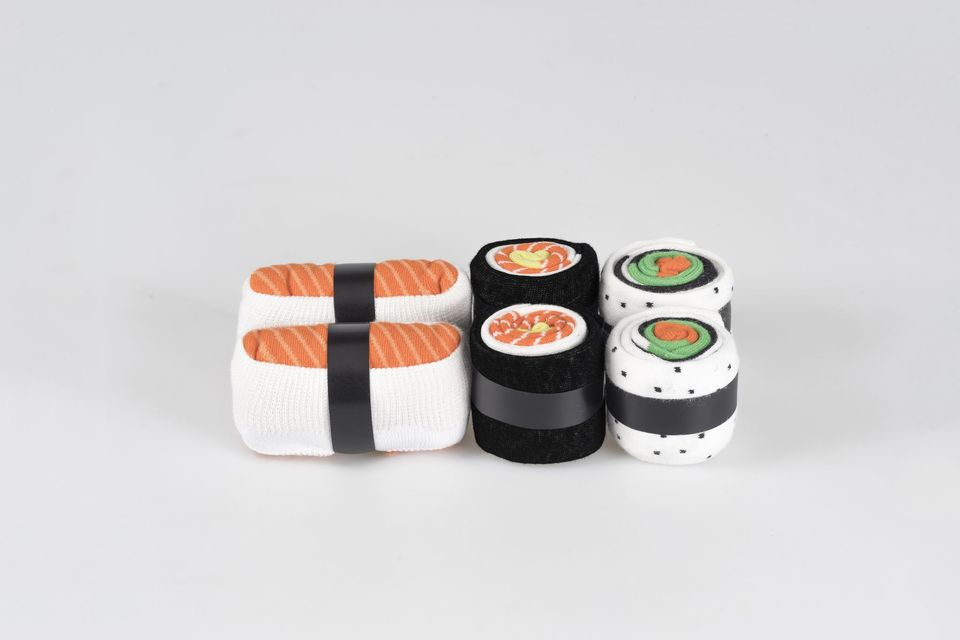 Set Calzini-Sushi Lover
