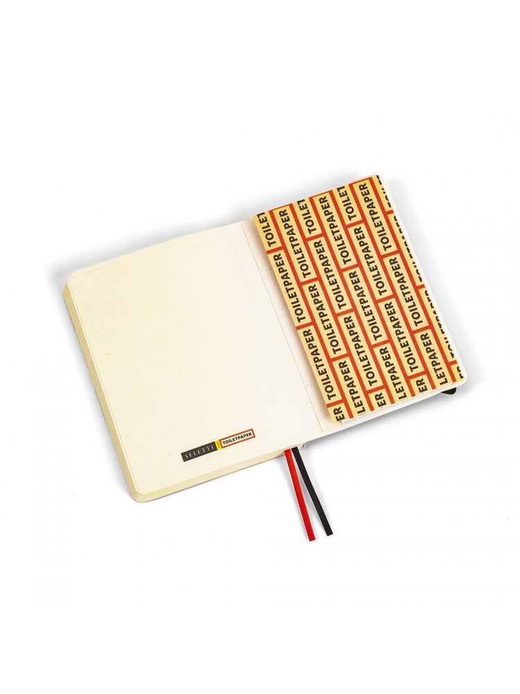 Notebook Medium Revolver - SELETTI