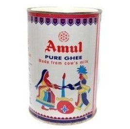 Amul Cow Ghee 1lb - Indiafoodandgifts.com