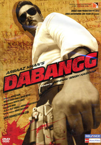 Dabangg  DVD  New Salman Khan Action