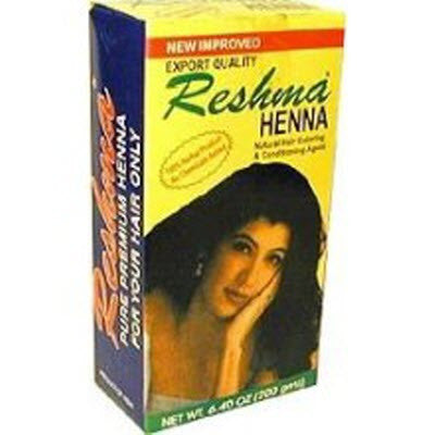 Reshma Henna Natural Color