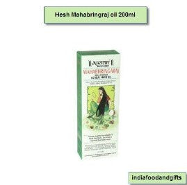 Hesh Ancient Formula Mahabringaraj Herbal Hair Oil 200ml