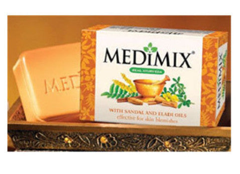 Medimix Sandal soap with Sandal and Elaidi oils