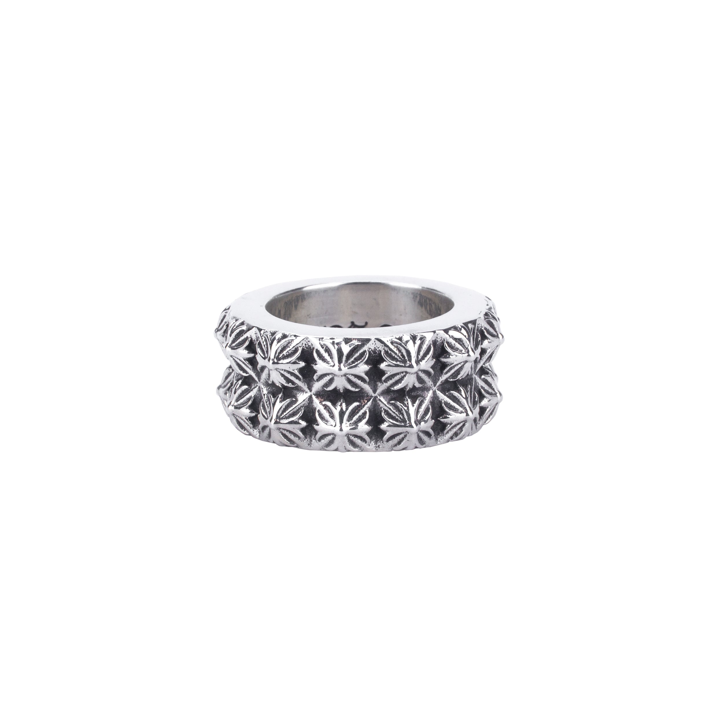 Chrome Hearts Pete Punk Double Ring