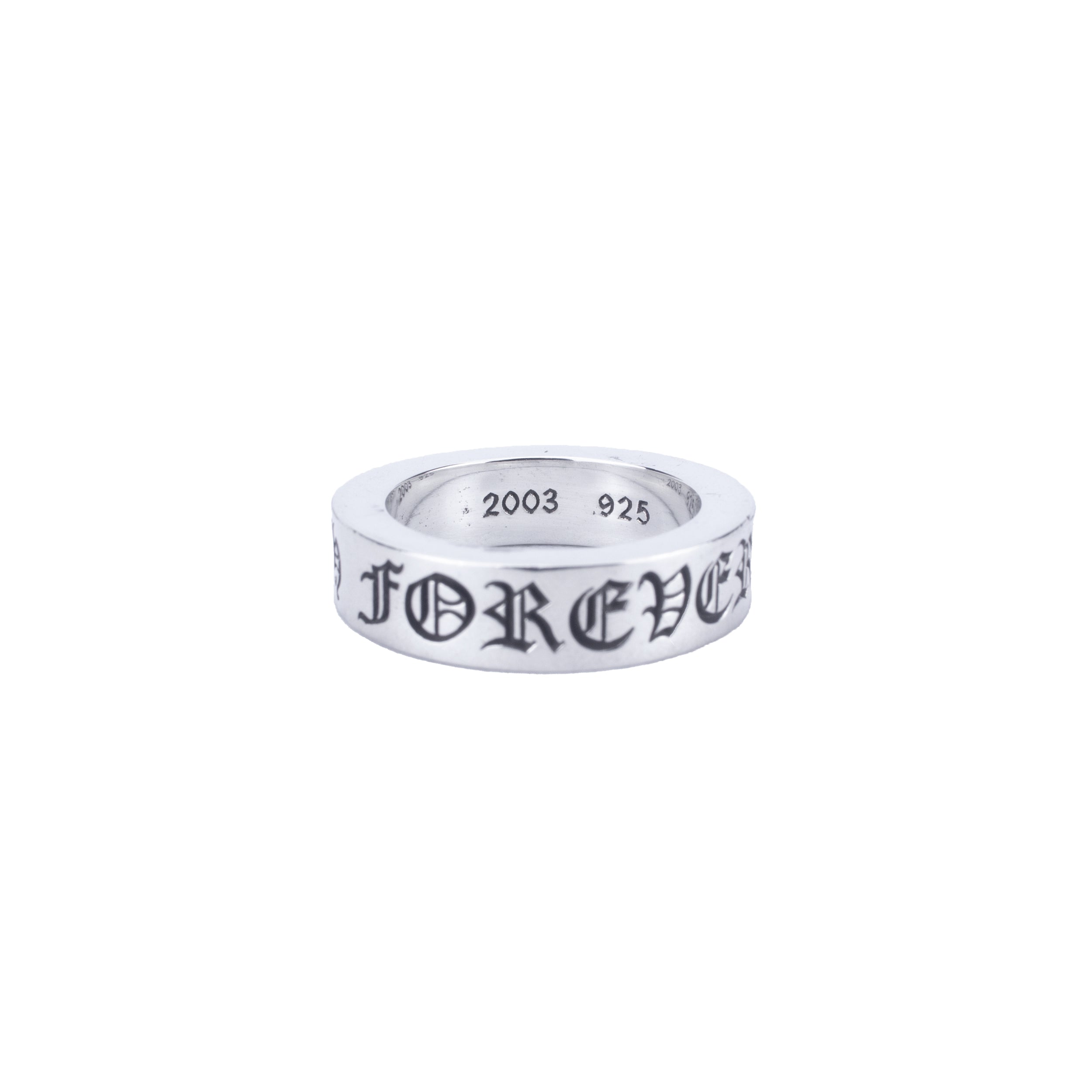 Chrome Hearts Forever Ring