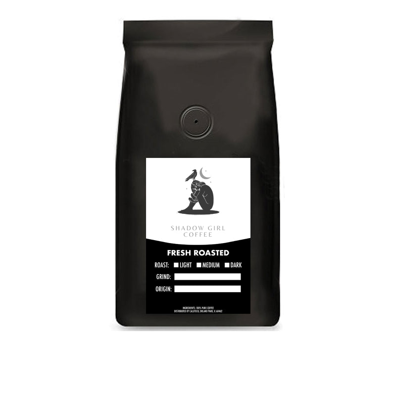 """I'm Your Huckleberry"" Blend"