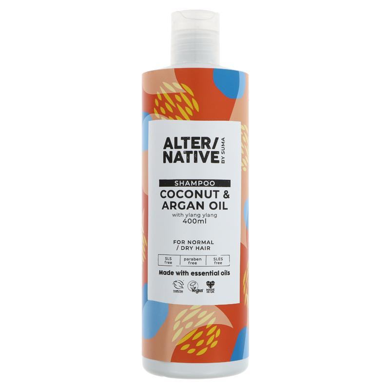 Alter/native Coconut & Argan Oil Shampoo