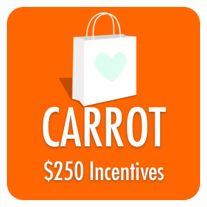 $250 CARROT Incentives