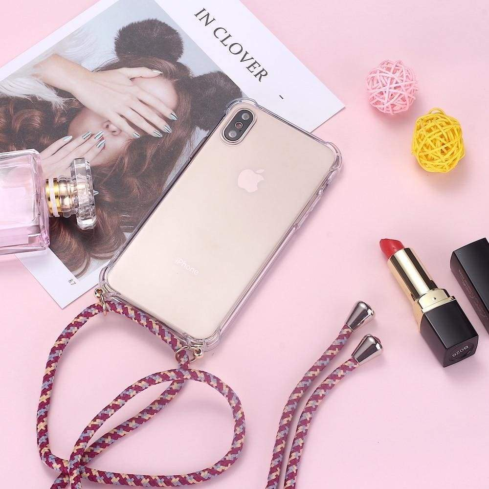 Strapify Crystal - Crossbody Strap for the iPhone