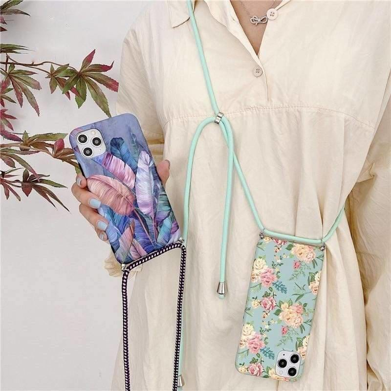 Strapify Bouquet - Crossbody Strap for the iPhone