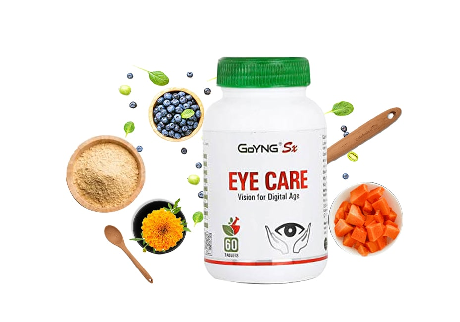 GoYNG Sx Eye Care for Eye Nutrition and Eye Health
