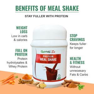 GoYNG Sx Protein Meal Replacement Shake for Weight Management