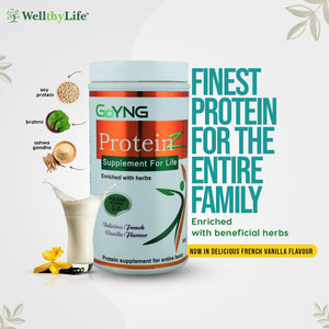 GoYNG Proteinz Daily Supplement for Immunity