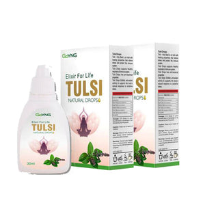 GoYNG Tulsi Drops (Pack of two)