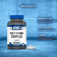 Applied Nutrition Multi-Vitamin Complex - The Supplement Shack