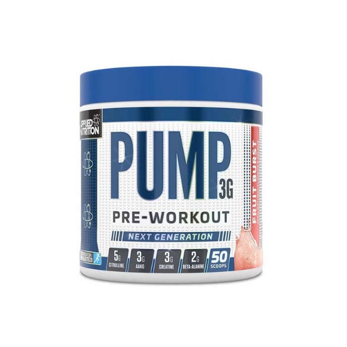 Applied Nutrition Pump 3G (375g) - The Supplement Shack