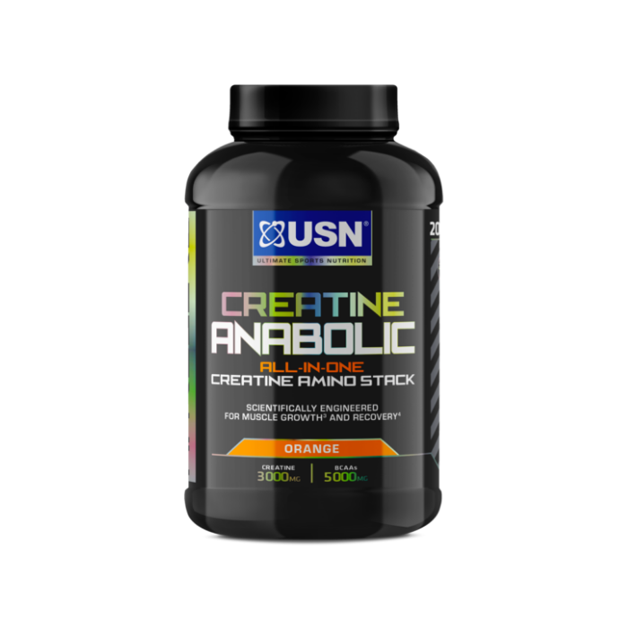 USN Creatine Anabolic (900g) - The Supplement Shack