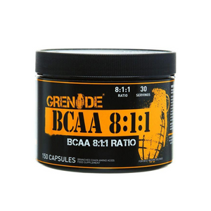 Grenade BCAA 8:1:1 (150 Capsules) - The Supplement Shack