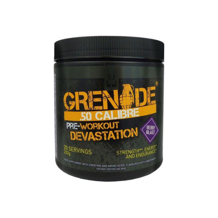 Grenade .50 Calibre (232g) - The Supplement Shack