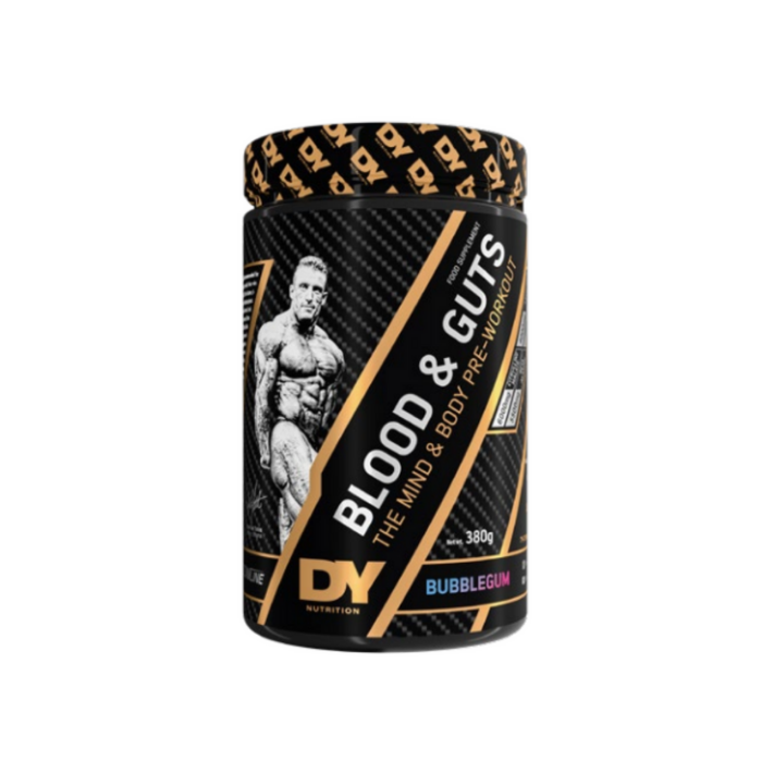 DY Nutrition Blood & Guts - The Supplement Shack