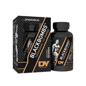 DY Nutrition Blackbombs (60 Tablets) - The Supplement Shack