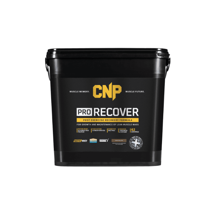 CNP Pro Recover (5kg) - The Supplement Shack