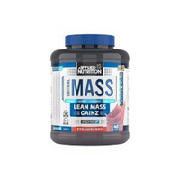 Applied Nutrition Critical Mass (2.4kg) - The Supplement Shack