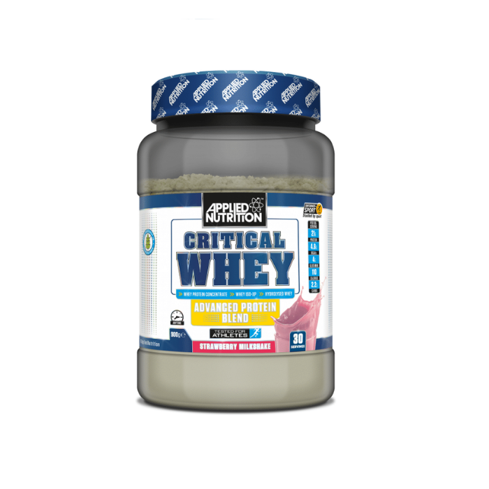 Applied Nutrition Critical Whey (908g) - The Supplement Shack