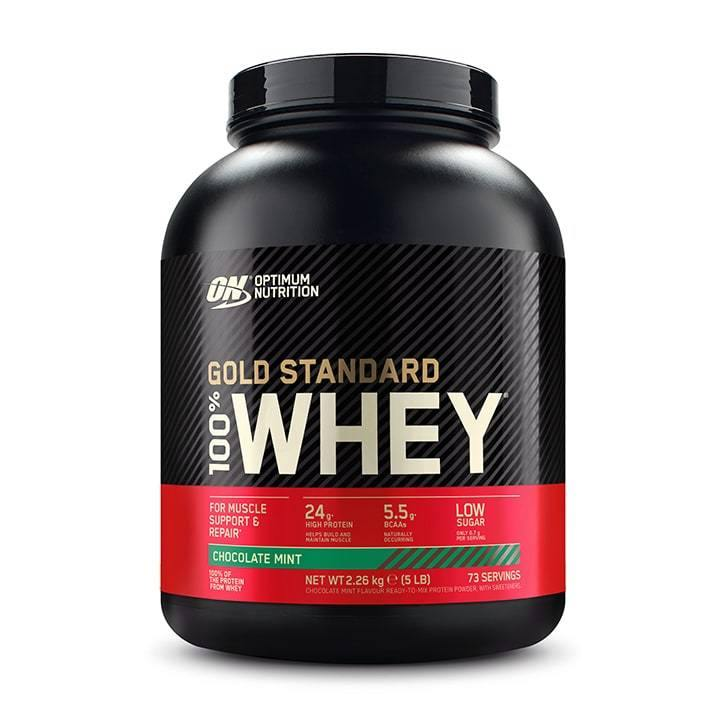 Optimum Nutrition Gold Standard Whey (2.27kg) - The Supplement Shack