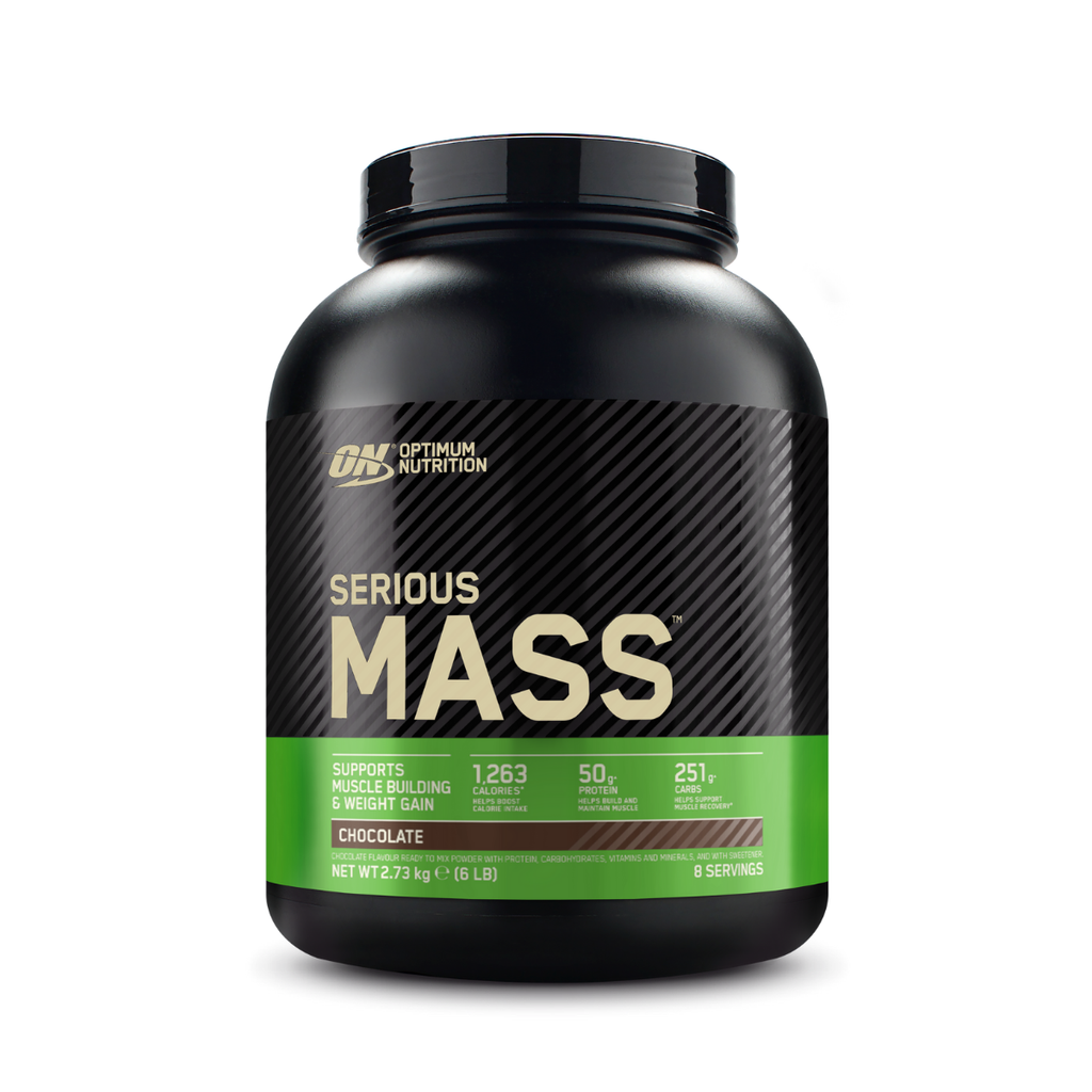 Optimum Nutrition Serious Mass (2.7kg) - The Supplement Shack