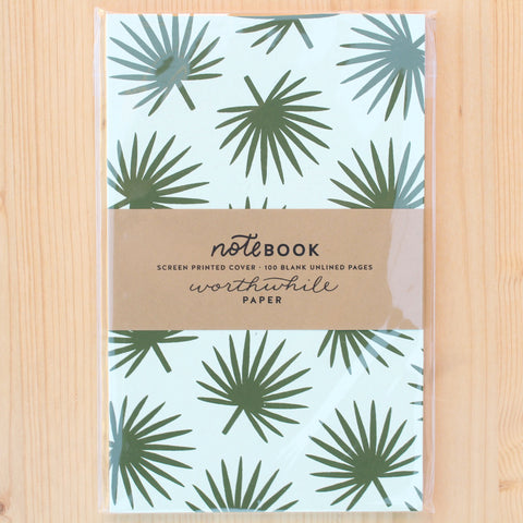 Screen printed Notebooks