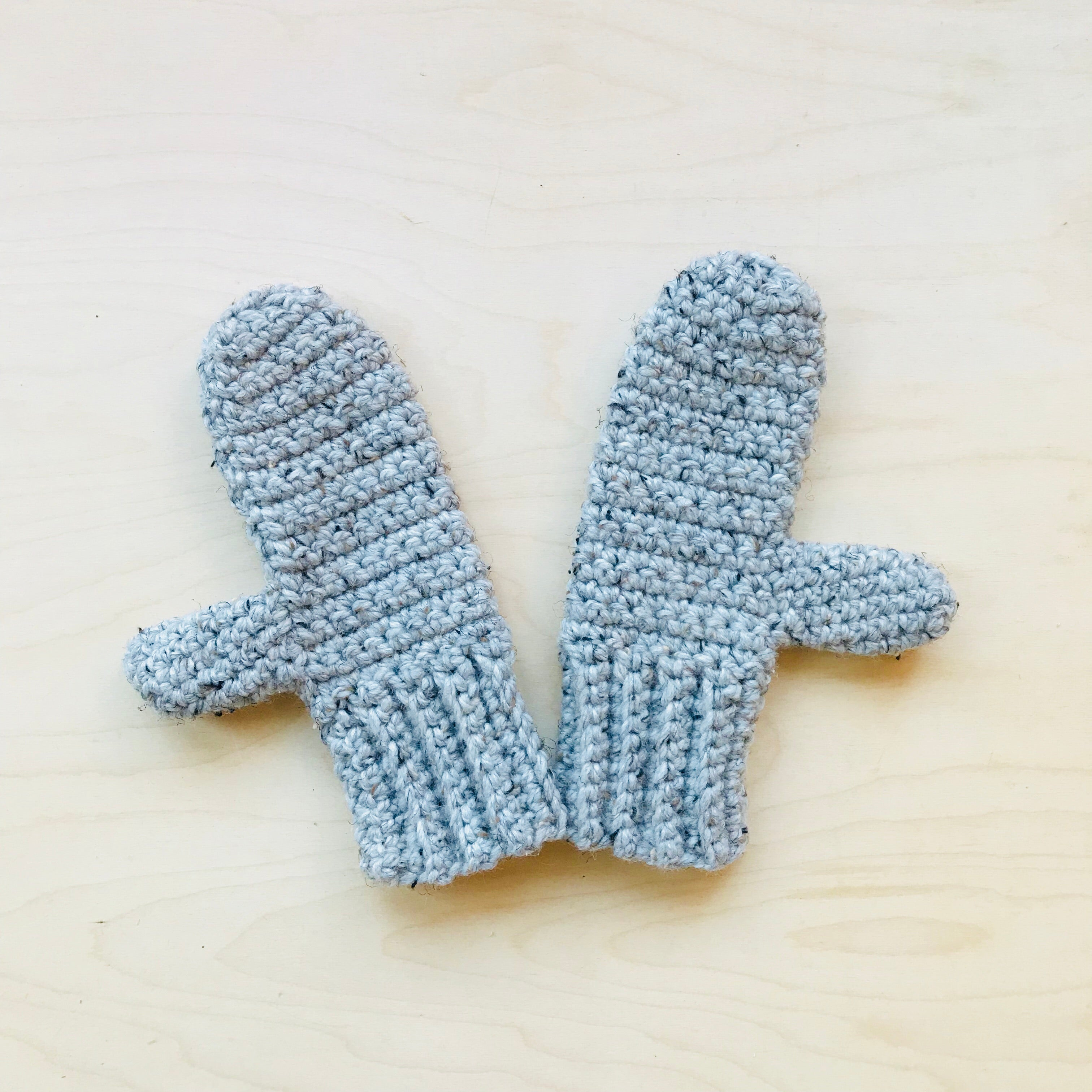 Chunky Knit Gloves – Collected Thread
