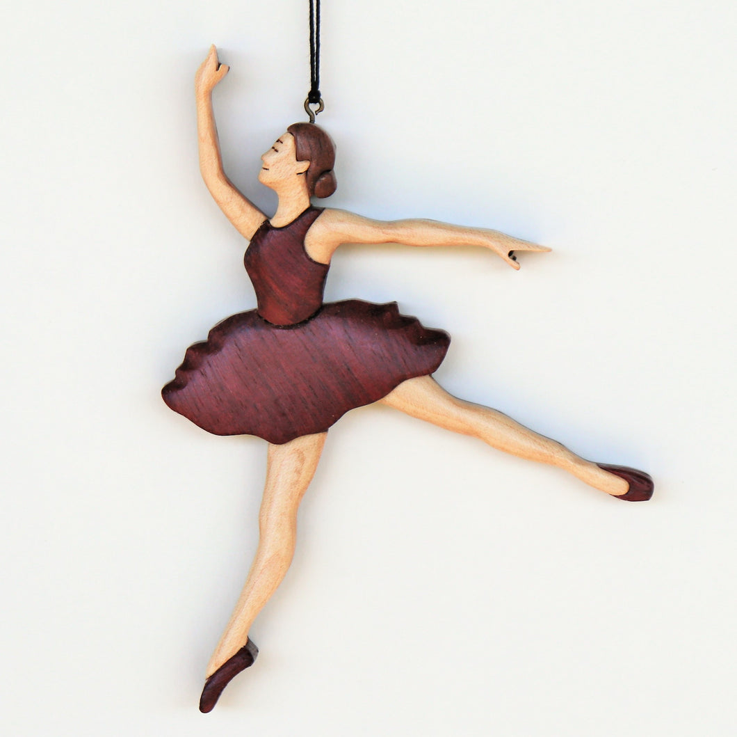 Ballerina Magnet / Ornament - 9th Day of Christmas