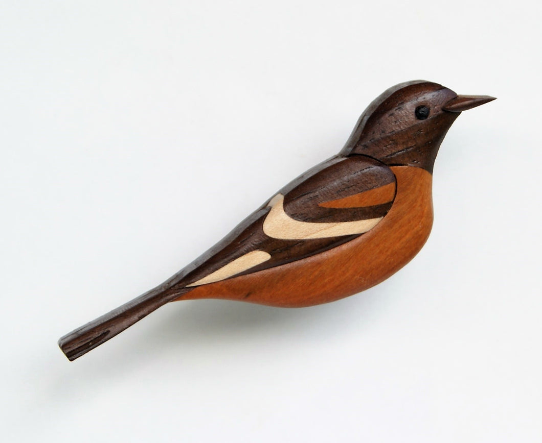 Baltimore Oriole Bird Magnet / Ornament