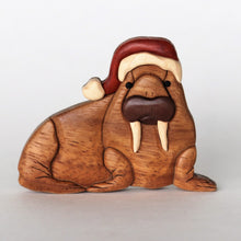 Load image into Gallery viewer, Walrus Magnet / Ornament