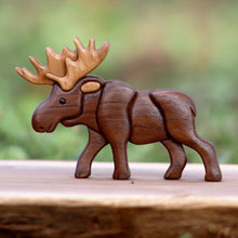 Load image into Gallery viewer, Moose Magnet / Ornament