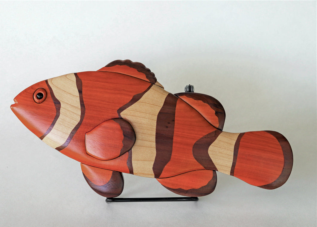 Clownfish (Percula) Wall Hanging
