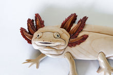Load image into Gallery viewer, Axolotl Wall Hanging