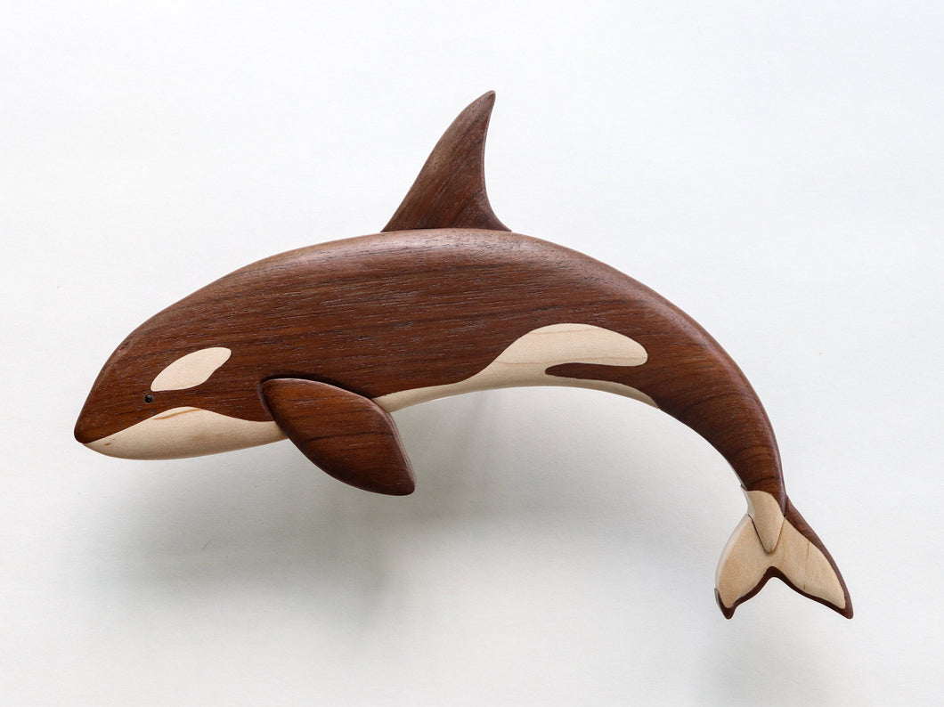 Orca Killer Whale Wall Hanging