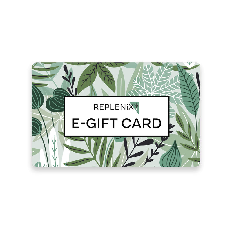 Replenix E-Gift Card Image | Replenix
