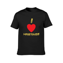 Load image into Gallery viewer, Love Hastings Adult Classic T-Shirt Front Print DTG | Gildan 76000