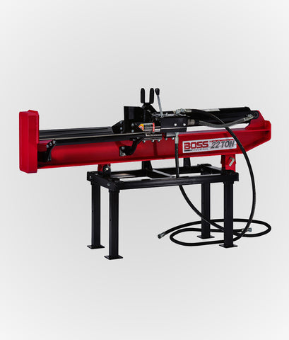 22 Ton 3-Point Hitch H/V Log Splitter