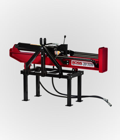28 Ton 3-Point Hitch H/V Log Splitter