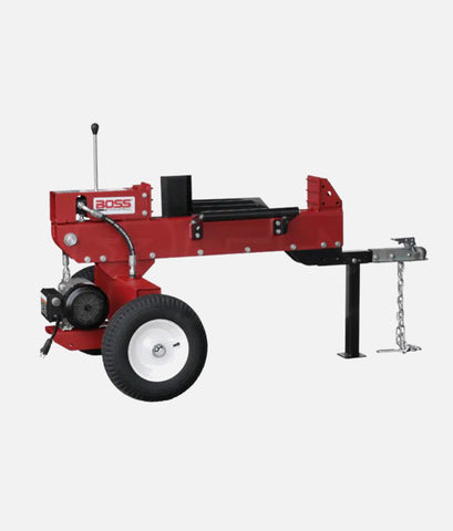 16-Ton Electric Log Splitter