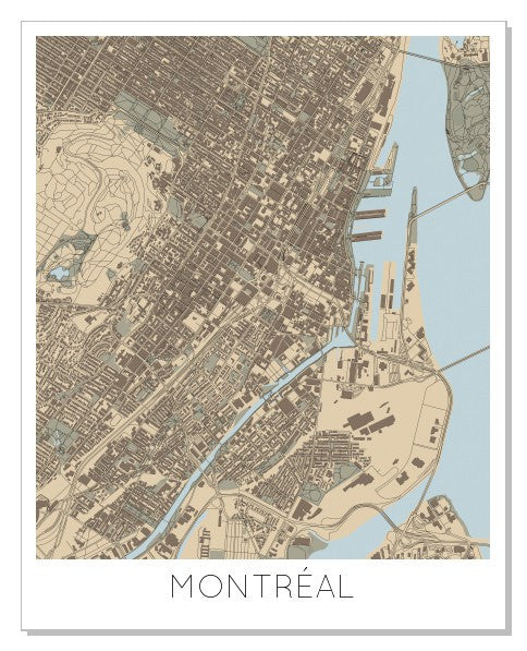 Montreal - Creation #3987