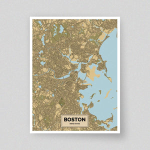 BOSTON - Creation #4035