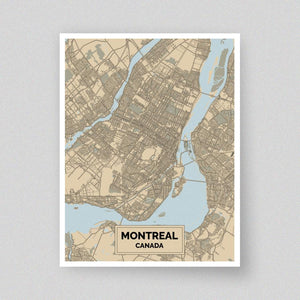 MONTREAL - Creation #4140