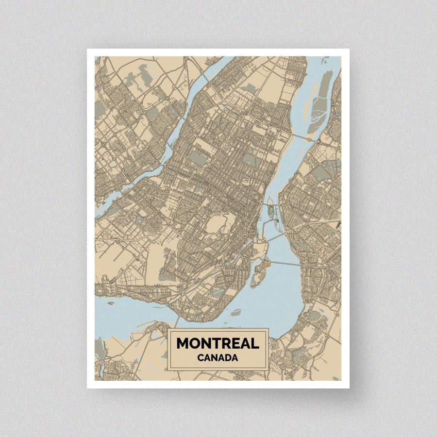 MONTREAL - Creation #4143