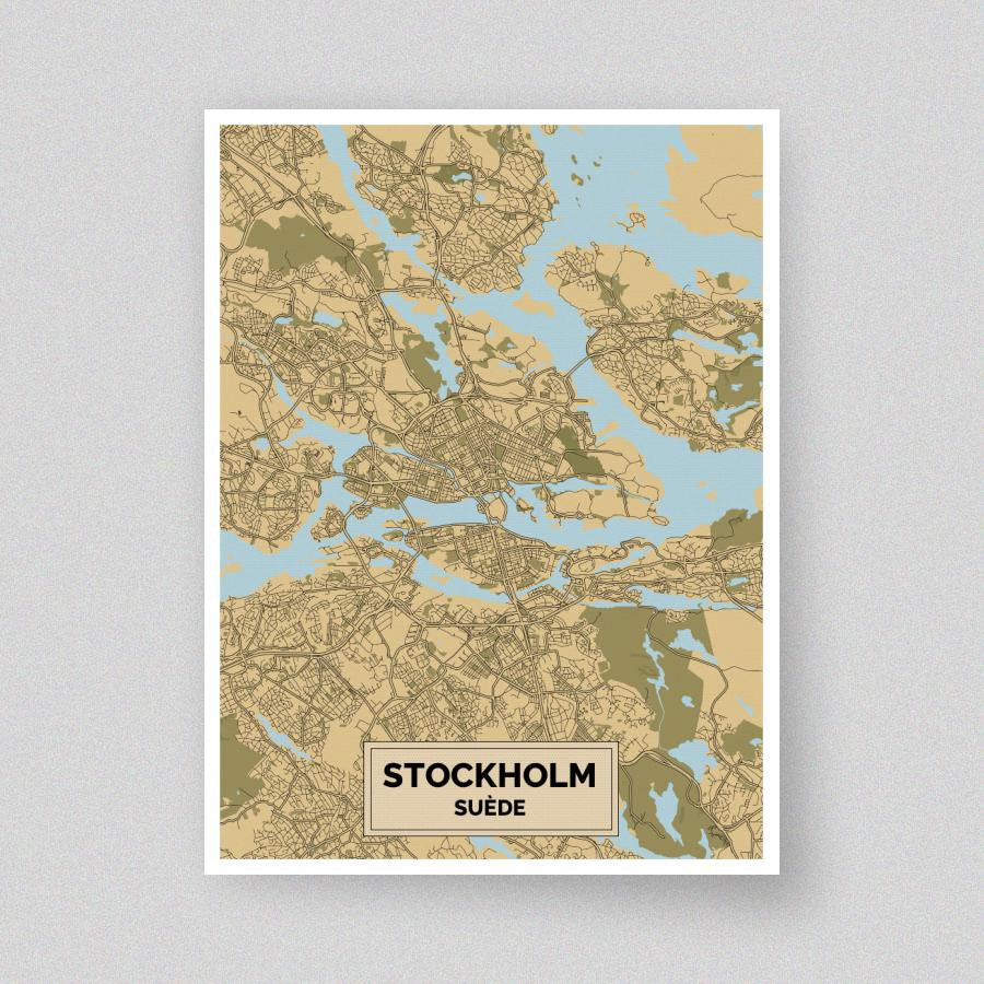 STOCKHOLM - Creation #4213